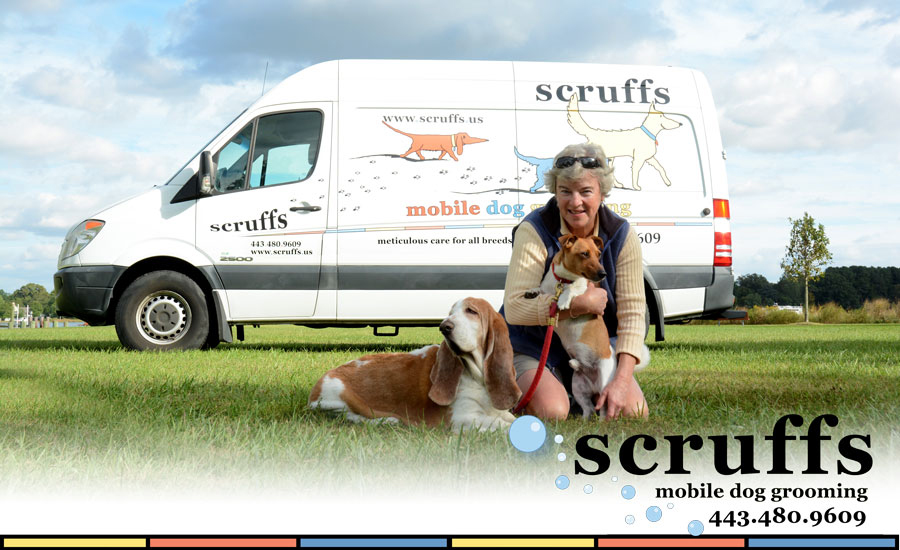 Nancy Lee Scruffs Mobile Dog Grooming
